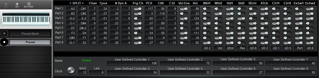 Midi Quest Doepfer LMK3 Editor and Librarian for Windows