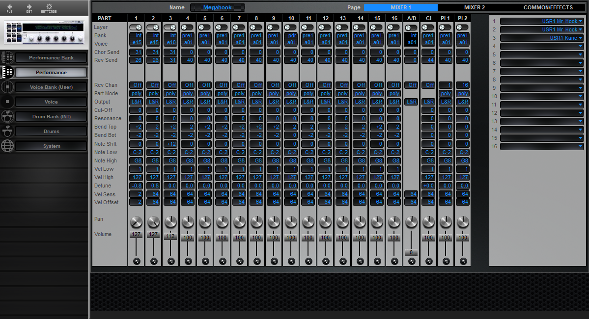 Midi Quest Yamaha CS6R Editor and Librarian for Windows and