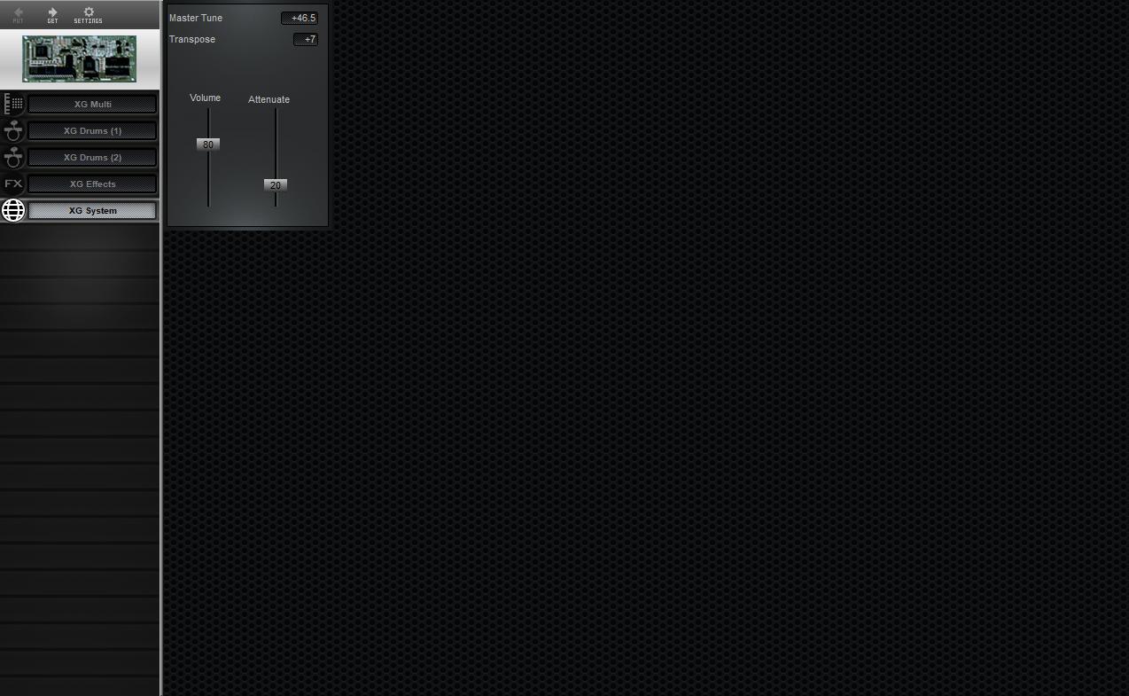 Midi Quest Yamaha DB50XG Editor and Librarian for Windows and Macintosh